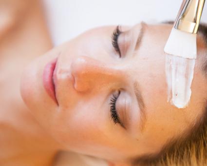 Gesichtsbehandlung - Basic
