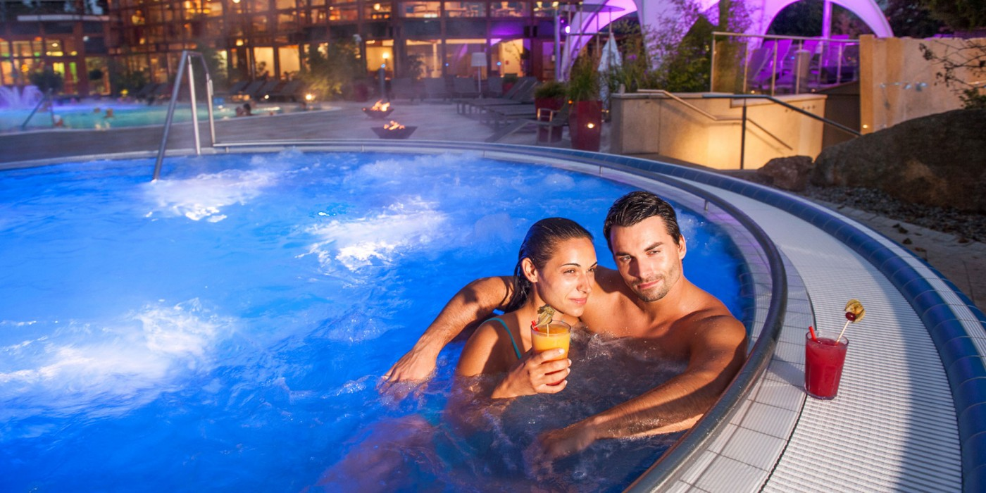 Thermalbad Bad Staffelstein unser thermenmeer obermain therme bad staffelstein